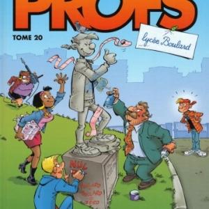 LES PROFS, tome 20, Lycée Boulard