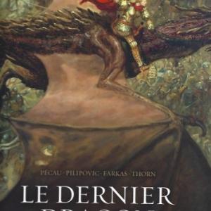 Le dernier dragon – tome 2. Les cryptes de Dendérah