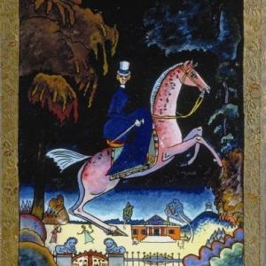 Wassily Kandinsky (Moscou 1866-Neuilly-sur-Seine 1944),Galerie Tretyakov, Moscou ; transféré en 1930, copieright Russian Museum, St. Petersburg