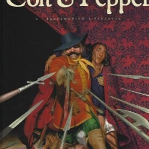 Colt et pepper. Tome 1 - Pandemonium à Paragusa