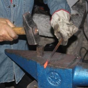 fabrication de couteaux