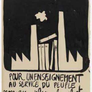 L'exposition « 68, les archives du pouvoir » du 3 mai au 17 septembre à Paris