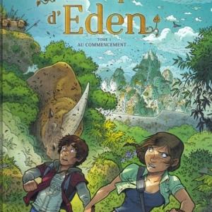 Les Rescapés d'Eden. Tome 1 - Au commencement...