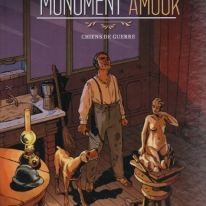 MONUMENT AMOUR, Tome 1, chez Grand Angle