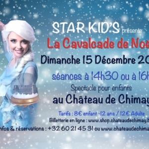star kids, cavalcade