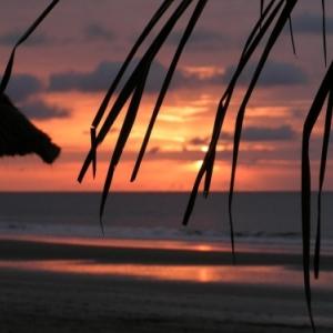 gambia sundown