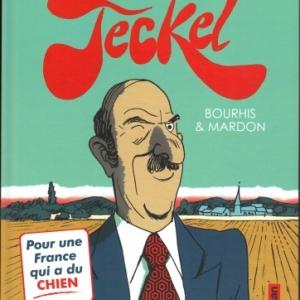 Le Teckel, tome 3 - Votez Le Teckel.  Chez Casterman
