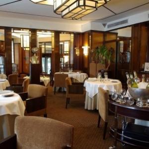 restaurant paris à l'hotel lutétia