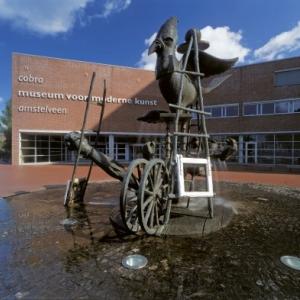 cobra museum gebouw