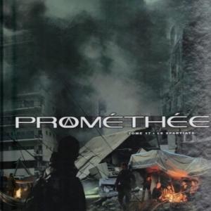 Prométhée  tome 17 - Le Spartiate