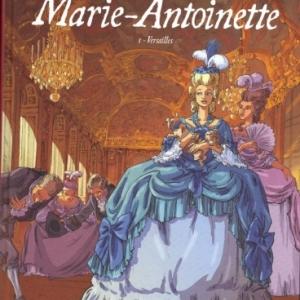 Mémoires de Marie-Antoinette - Tome 1 – Versailles, chez Glénat
