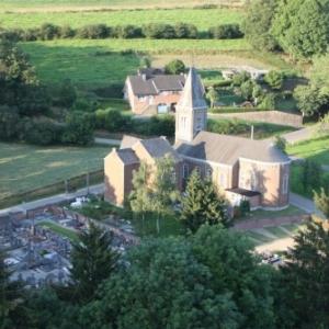 l'eglise de Deux-Rys