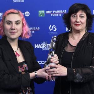 "Lisa Billuart Monet et Daphne Leblond (c) Didier Lebrun/""Photonews"""