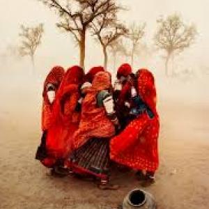 Rajasthan, India, 1983 (c) Steve McCurry