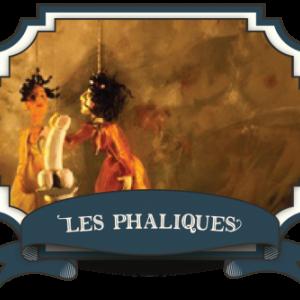 """En marionnettes, a partir de 18 ans, """"Les Phaliques"""", par Begonia Suarez"""
