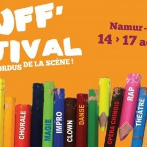 """Arts de la Scène : 1er """"BUFF'estival"""", au """"Delta"""", à Namur, du 14 au 17 Août"""