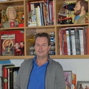 Yves Sente, le scenariste bruxellois