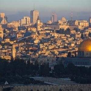 Jerusalem,la Ville Monde (c) Hadrien Crampette
