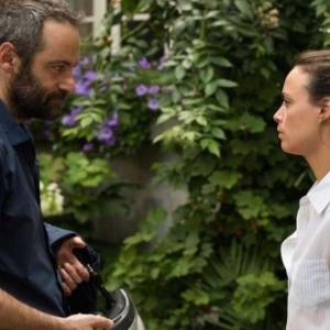 """Berenice Bejo et Cedric Kahn, dans """"L Economie du Couple"""" (Joachim Lafosse)"""