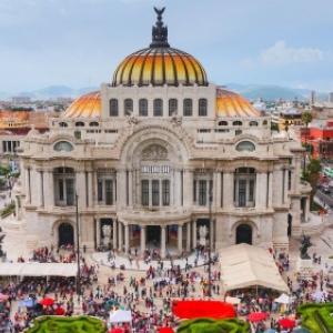 """""""Mexico, Coeur vibrant des Ameriques"""" (c) Julie Corbell"""