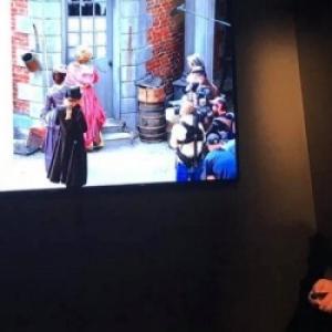 "Philippe Reynaert, Directeur de ""Wallimage"", lors de la conference de presse presentant ""Wallywood"""