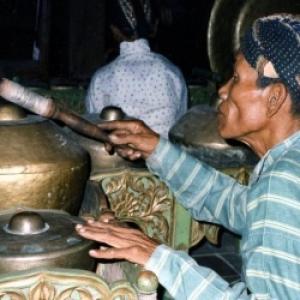 """Gamelan"", a Yogyakarta (c) ""Point Culture"""