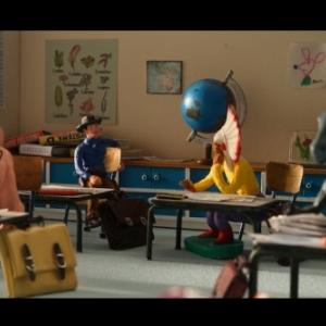 """La rentree des classes"" (c) ""Gebeka Films"""