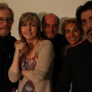 """""""C etait au Temps..."""" : Les 5 Chanteurs-Comédiens"""