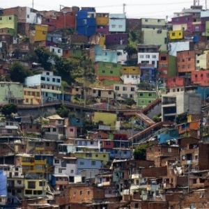 """L un des visages de Medellin (c) """"Colombie-Decouverte"""""""