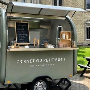 """Un """"foodtruck"""" pour le dessert (c) """"Cornets ou Petits Pots"""""""