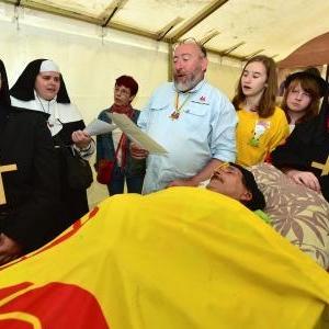 """L enterrement de l arsouille, avec Yves Devos, membre effectif du """"CCW"""""""