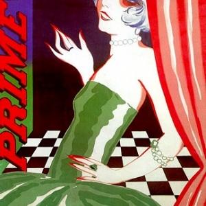"""""""Pimevere"""", par Rene Magritte, dans la Salle des Affiches (c) Ch. Herscovici/""""SABAM Belgium"""""""