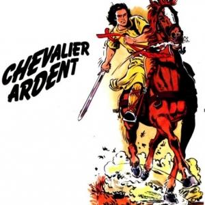 """Verrons-nous un jour """"Chevalier Ardent"""" sejourner a Jambes ? (c) Craenhals/Ed. """"Casterman"""""""