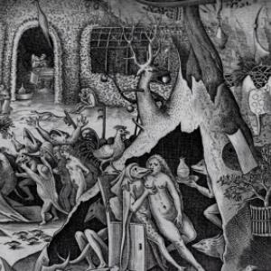 """The World of Bruegel in Black and White"" presente des estampes de (c) Pieter Breughel/""KBR"""