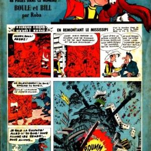"""BD: """"Spirou"""" N° 1132 (1959) / Arrivée de """"Boule et Bill"""""""