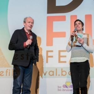 Celine Masset presente Luc Dardenne