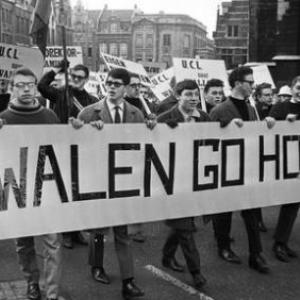 A Leuven, en 1968