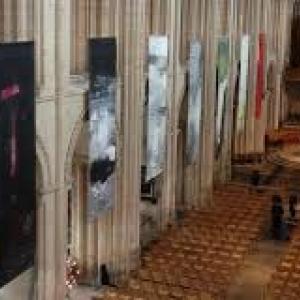 Dans la Cathedrale de Norwich, au Royaume-Uni (c) Pierre Debatty