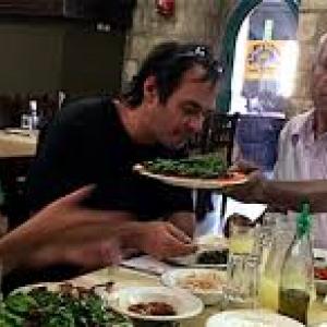 """In Search of Israeli Cuisine"""