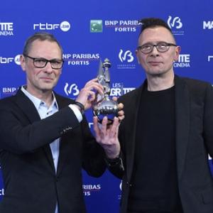 """Stephane Aubier et Vincent Patar (c) """"Photonews"""""""