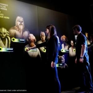 A la Recherche de notre Identite TM & (c) 2014 Lucasfilm Ltd.