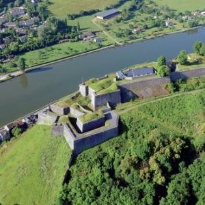 Charlemont, Citadelle de Givet/1555