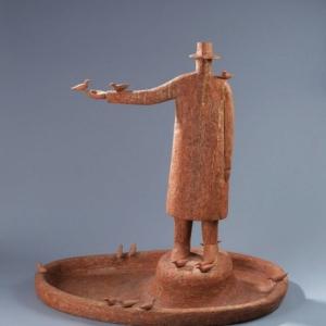 """""""La Source"""" (c) Jean-Michel Folon/""""Guy Pieters Gallery""""Baudouin"""""""