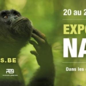 """15ième """"Expos Photos Nature"""", à Namur, du 20 au 23 Septembre"""