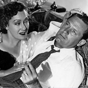G. Swanson & W. Holden dans « Sunset Boulevard »