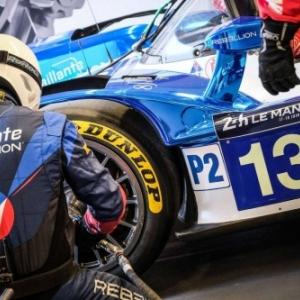 """3eme aux 24h du Mans 2017 (c) """"Auto Plus"""""""