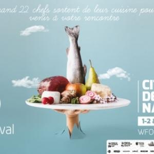 """""""W Food Festival"""", à Namur/Citadelle, du 01 au 03 Juillet"""