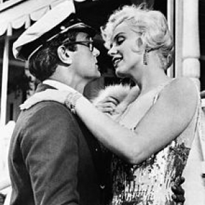 """""""Some like it hot"""" (""""Certains l aiment chaud""""/Billy Wilder)"""