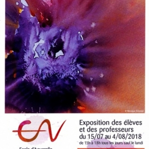 Un Voyage dans l'Elegance, la Transparence et la Couleur, jusqu'au 04 Août, à Namur
