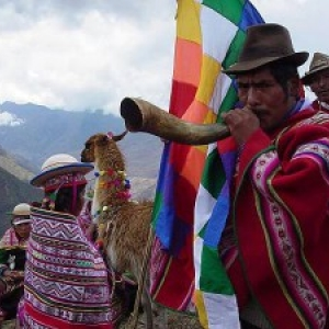 Avec les Kallawayas, en Bolivie
